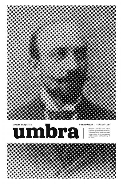 Umbra 1 | August 2013