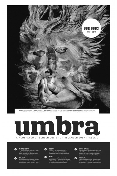 Umbra 9 | 'Our Gods: Part II' | December 2017